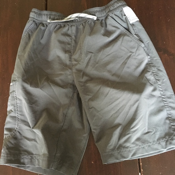 4d0e1fbfac REI Swim   Boys Gray Shorts Size Medium 1012   Poshmark